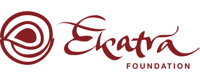 Logo for Ekatra Foundation