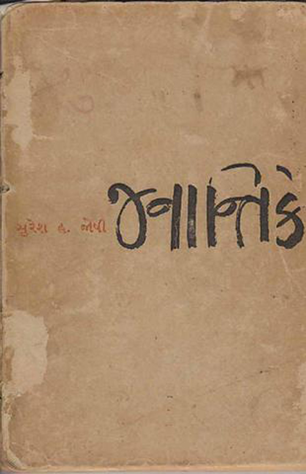Cover image for જનાન્તિકે