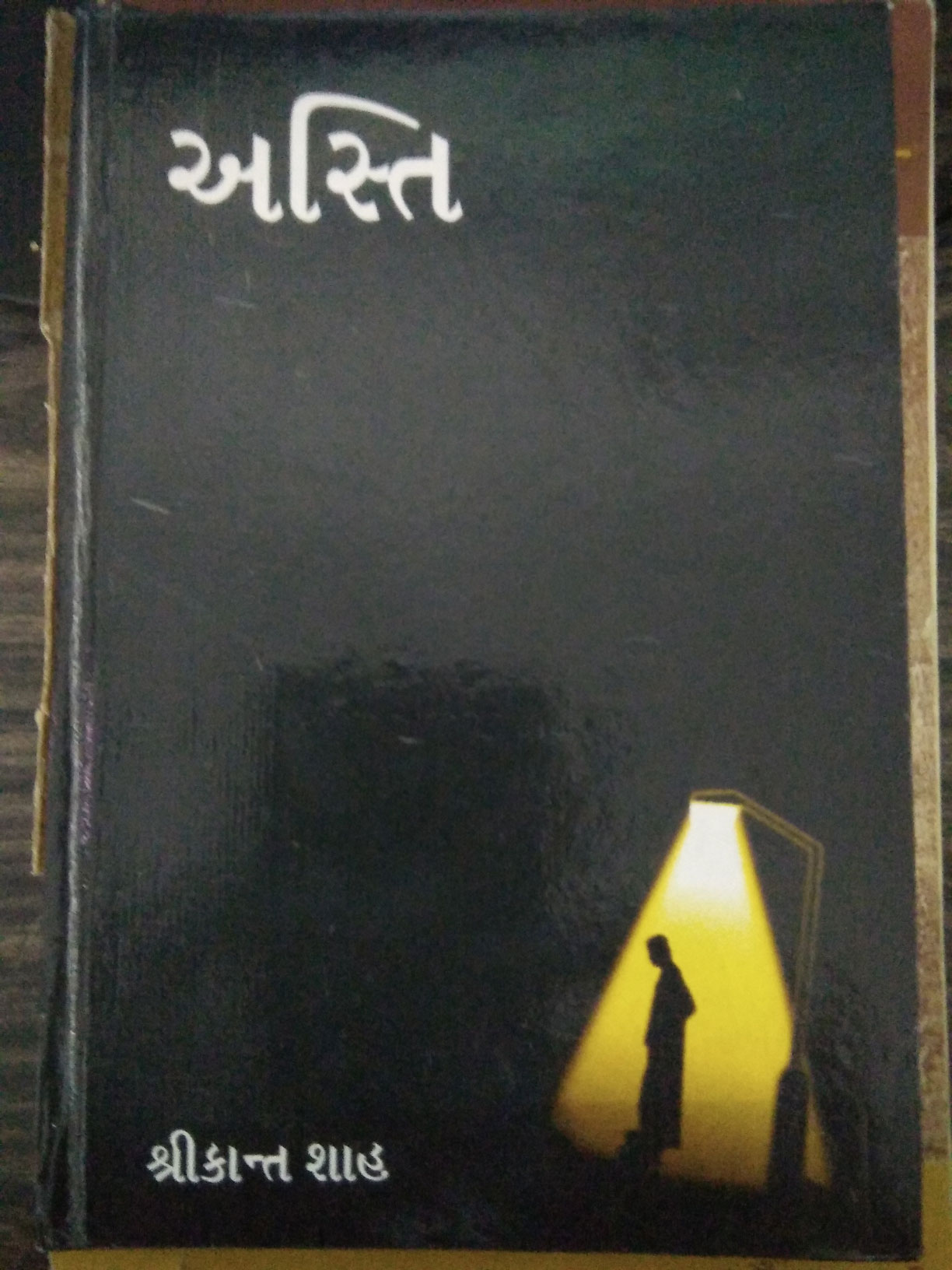 Cover image for અસ્તિ