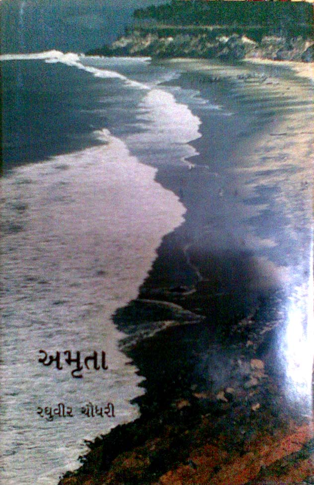 Cover image for અમૃતા
